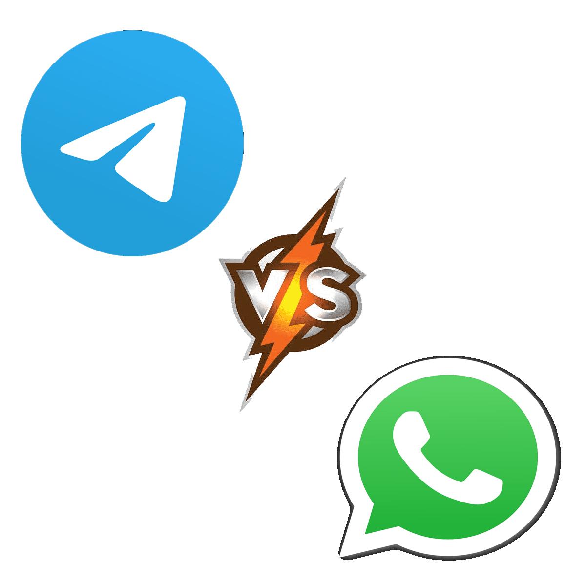 ¿Qué es Mejor Telegram o WhatsApp?